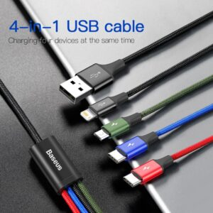 cable multicarga